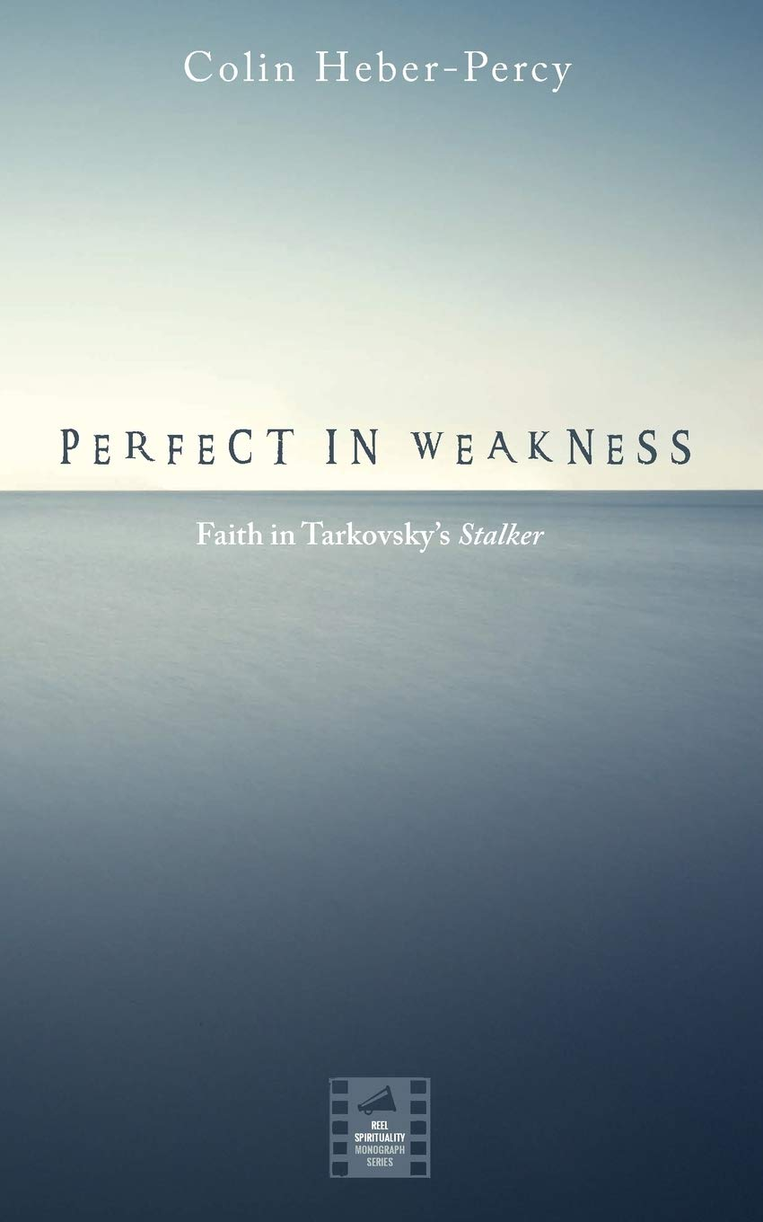 perfect in weakness cover